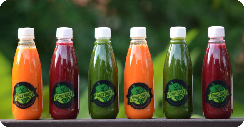 Our Juices | Daily Juice